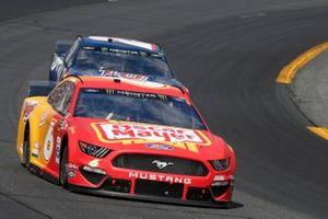 Ryan Newman, Roush Fenway Racing, Ford Mustang Oscar Mayer/Velveeta