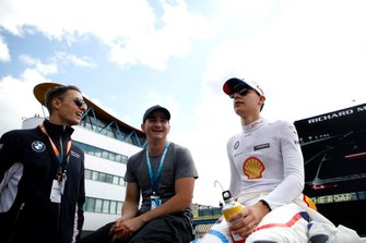Sheldon van der Linde, BMW Team RBM with Jordan Lee Pepper