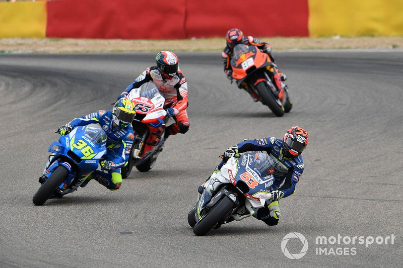 Tito Rabat, Avintia Racing, Joan Mir, Team Suzuki MotoGP, Francesco Bagnaia, Pramac Racing, Mika Kallio, Red Bull KTM Factory Racing