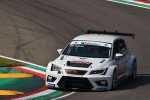 Eric Scalvini, Sc. del Girasole - Cupra Racing, Cupra TCR DSG