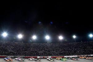 Kurt Busch, Chip Ganassi Racing, Chevrolet Camaro Chevrolet Accessories leads
