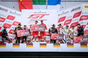 Podium Pro-Am and AM
