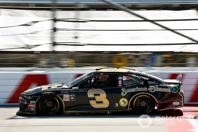 10. Austin Dillon, Richard Childress Racing, Chevrolet Camaro