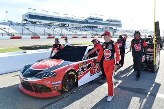 Christopher Bell, Joe Gibbs Racing, Toyota Supra Rheem