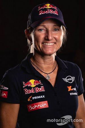 Andrea Peterhansel, X-Raid Mini JCW Team