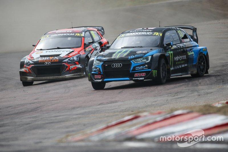Andreas Bakkerud, Monster Energy RX Cartel, Niclas Grönholm, GRX Taneco