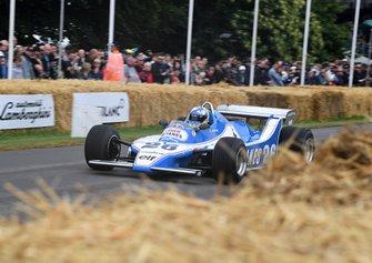 Ligier JS11 Matteo Ferrer