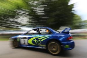 Alistair McRae, Subaru Impreza