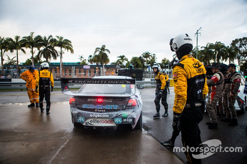 Nick Percat, Brad Jones Racing Holden Commodore