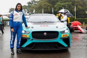 Reema Juffali, Jaguar I-PACE eTrophy