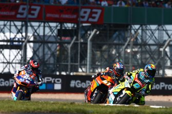 Jorge Navarro, Speed Up Racing en Brad Binder, KTM Ajo