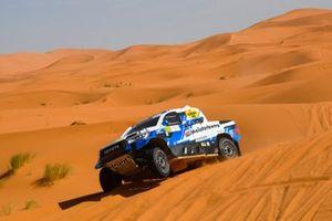 #308 Overdrive Racing: Erik Van Loon, Sebastien Delaunay
