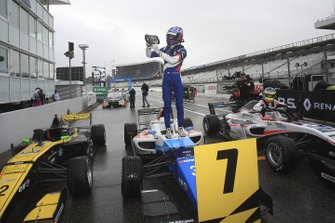 Gara 2: il vincitore Alexander Smolyar, R-ACE GP