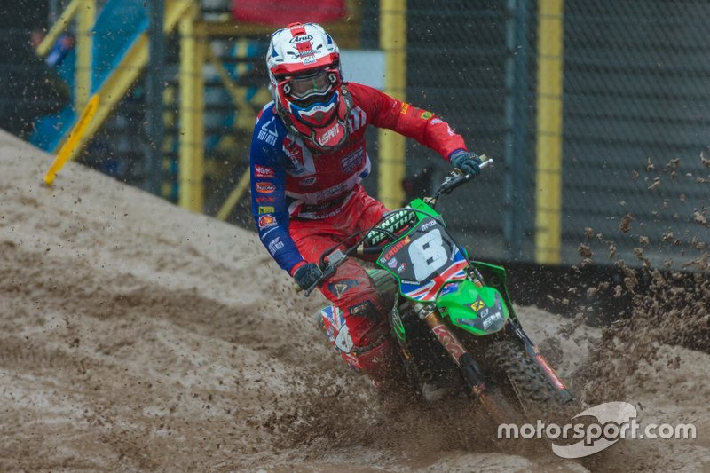 Adam Sterry, Team GB