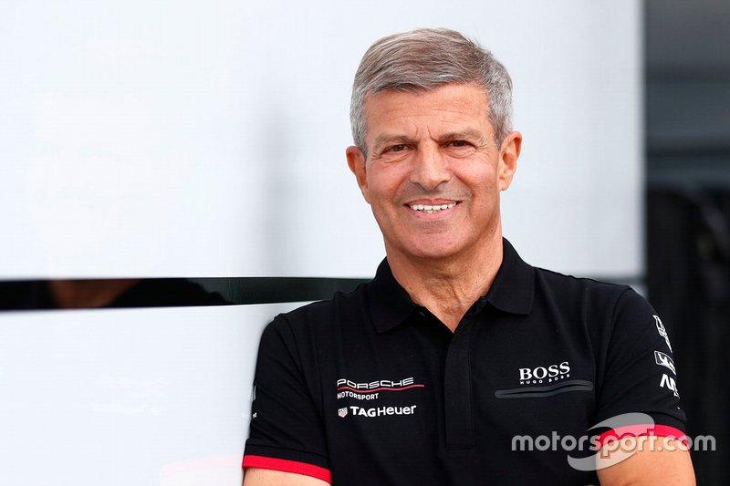 Fritz Enzinger, Vice President Porsche Motorsport e Group Motorsport Volkswagen AG