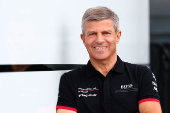 Fritz Enzinger, Vice President Porsche Motorsport and Group Motorsport Volkswagen AG