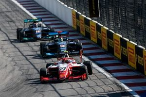 Jehan Daruvala, PREMA Racing, Andreas Estner, Jenzer Motorsport and Federico Malvestiti, Jenzer Motorsport
