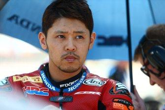 Takumi Takahashi, Moriwaki Althea Honda Team