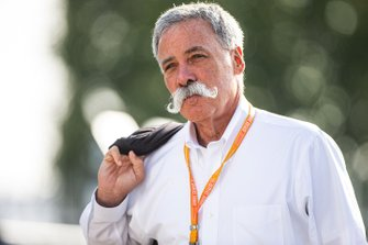 Chase Carey, voorzitter Formula 1