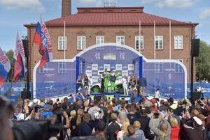 1. WCR2 Pro: Kalle Rovanperä, Jonne Halttunen, Skoda Motorsport Skoda Fabia R5