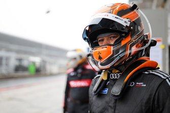 #17 Team WRT Audi R8 LMS: Francois Perrodo