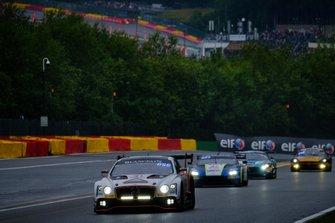 #31 Team Parker Racing Bentley Continental GT3: Derek Pierce, Glynn Geddie, Ryan Ratcliffe, Andy Meyrick