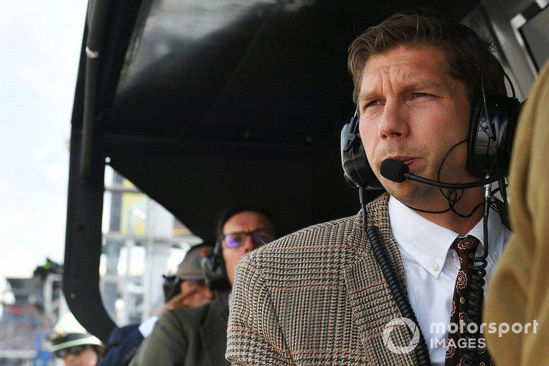 James Vowles, Kepala Strategi, Mercedes AMG F1