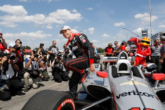 Will Power, Team Penske Chevrolet gana el premio NTT P1 y la pole