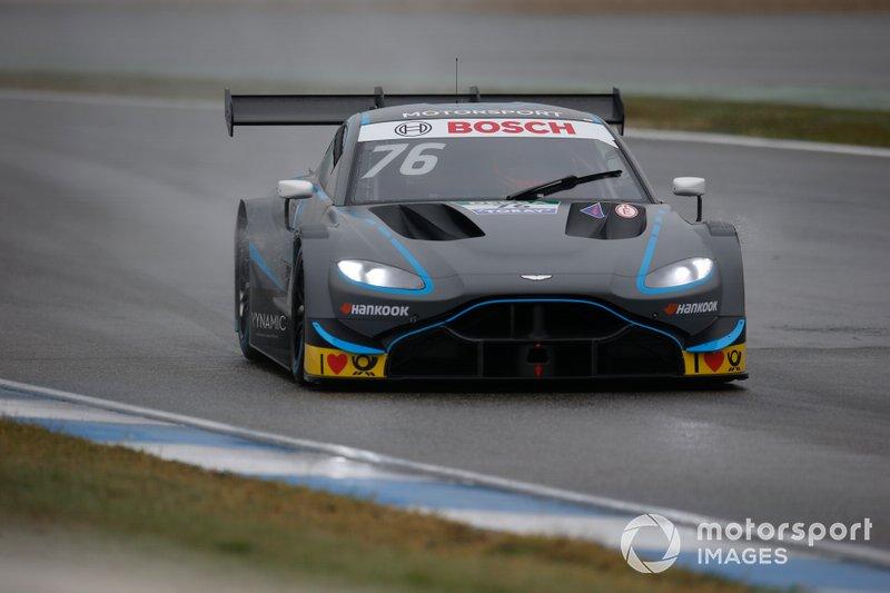 Jake Dennis, R-Motorsport, Aston Martin Vantage AMR