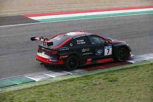 Sandro Pelatti, Gabriele Volpato, Scuderia del Girasole by Audi Sport, Audi RS 3 LMS TCR
