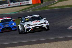 Alessandro Berton, Elite Motorsport, Volkswagen Golf GTI TCR