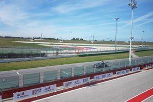Porsche in pista