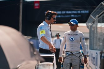 Felipe Massa, Venturi Formula E on the grid
