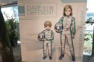 Dare to be different a Monza con Marelli