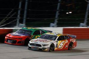 Ryan Newman, Roush Fenway Racing, Ford Mustang Oscar Mayer / Velveeta