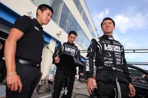 #65 K2 R&D Leon Racing Mercedes AMG GT3: Haruki Kurosawa, Naoya Gamou