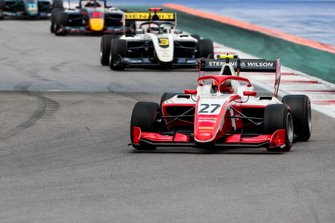 Jehan Daruvala, PREMA Racing and Christian Lundgaard, ART Grand Prix