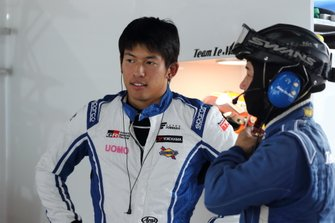 中山雄一(UOMO SUNOCO TEAM LEMANS)