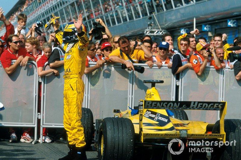 1999 Heinz-Harald Frentzen, Jordan