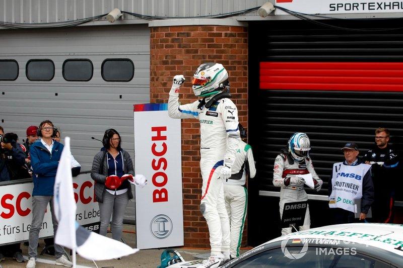 Racewinnaar Marco Wittmann, BMW Team RMG