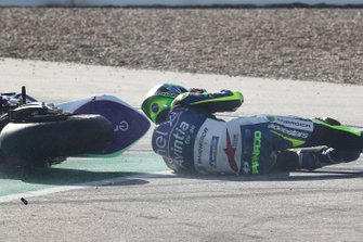 Eric Granado, Avintia Racing crashes