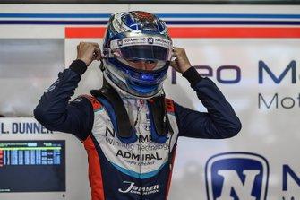 Lukas Dunner, Dallara F317-Mercedes