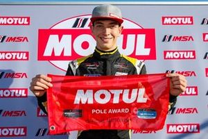 #38 Performance Tech Motorsports ORECA LMP2, LMP2: Kyle Masson, Motul Pole Award