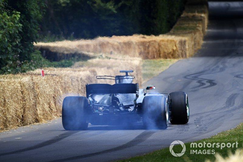 Эстебан Окон, Mercedes AMG F1