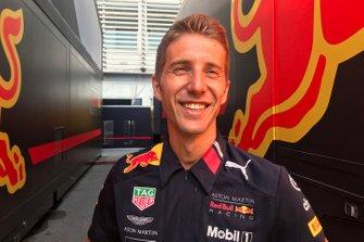 Dario Izzo, Red Bull Racing ExxonMobil