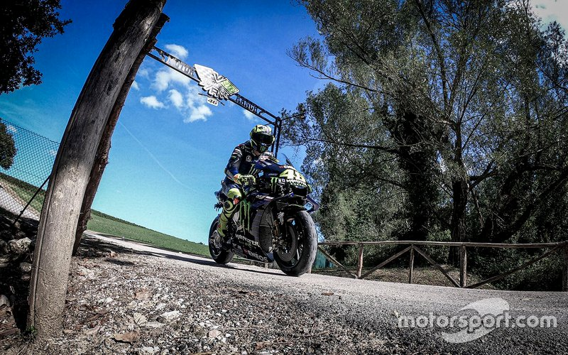 Valentino Rossi, Yamaha Factory Racing op de Ranch