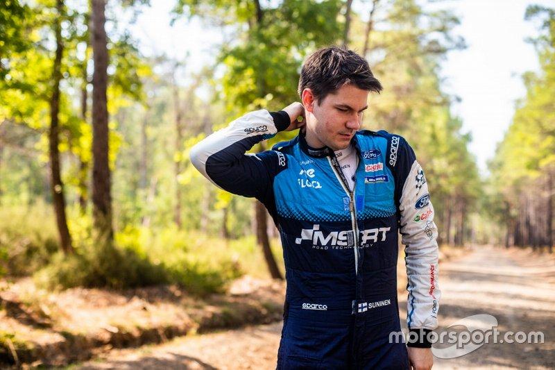 Teemu Suninen, M-Sport Ford WRT