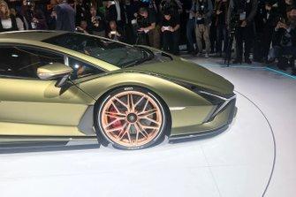 Lamborghini al Salone di Francoforte