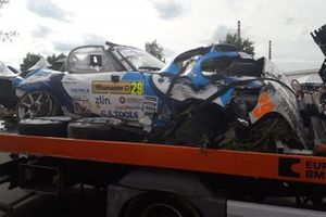 Zelindo Melegari, Corrado Bonato, Abarth 124 Rally