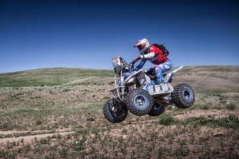 Alexander Maximov, Yamaha YFM700R